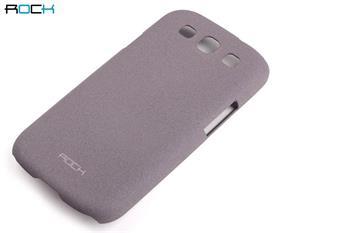 ROCK Hard Shell Zadní Kryt pro Samsung S3 (i9300/S3 i9301 Neo) Purple