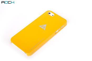 ROCK New Naked Shell Zadní Kryt pro iPhone 5, 5S, SE Orange