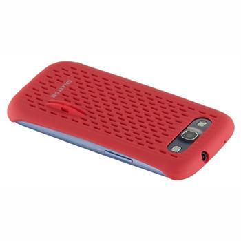 SAMGSVCRD Samsung Original Zadní Kryt Red pro i9300 (EU Blister)