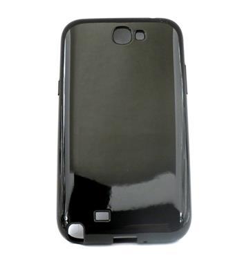 SAMN2TPUBK Samsung Original TPU Pouzdro Black pro N7100 (EU Blister)