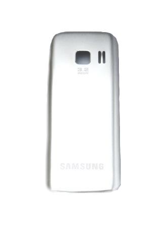 Samsung C3530 Chrome Silver Kryt Baterie