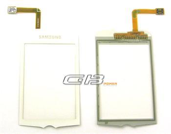 SAMSUNG i5700 Sklíčko plus dotyková doska white