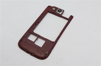 Samsung i9300 Garnet Red Střední Díl