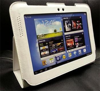 Samsung Original Pouzdro pro Galaxy Note N8000/N8010 10.1 White (bulk)