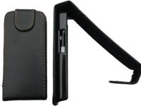 Samsung S3650 Corby kožené pouzdro Vertical (Bulk)