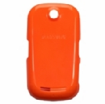 Samsung S3650corby kryt baterie Orange (Bulk)