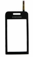 Samsung S5230 sklíčko plus dotykový panel Black