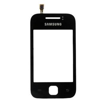 Samsung S5360 sklíčko plus dotyková deska Black