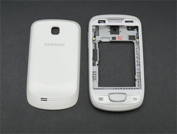Samsung S5570 White Komplet Kryt