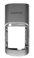 Samsung S7350 Silver Zadní Kryt