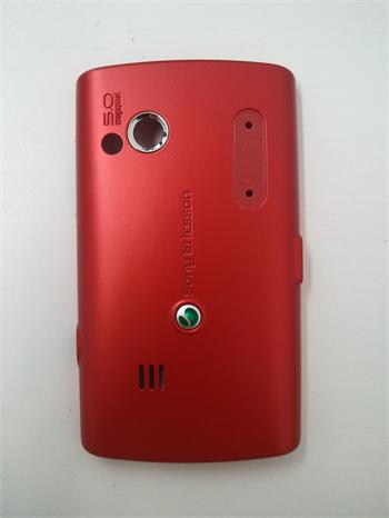 SONY ERICSSON KRYTY X10 mini pro kryt na batériu Red