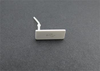 Sony ST27i Xperia GO microUSB Kryt White