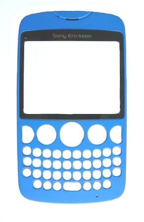 SonyEricsson CK13i Blue Přední Kryt