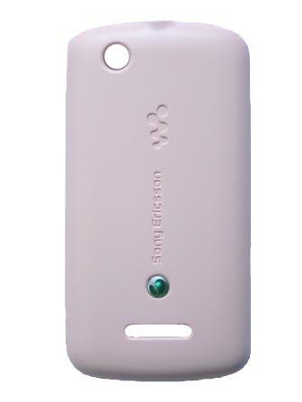 SonyEricsson W100i Pink Kryt Baterie