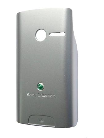 SonyEricsson W150i Silver Kryt Baterie