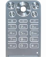 SonyEricsson W380i klávesnice Silver