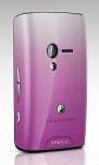 SonyEricsson X10mini Pink kryt baterie