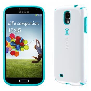 Speck Candyshell White/Blue Pouzdro pro Samsung i9505 Galaxy S4 (EU Blister)