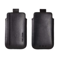 TelOne City Pouzdro Čierne pro Samsung S5230,...