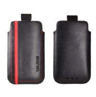TelOne City Pouzdro Red pro Nokia 6303, X3-02