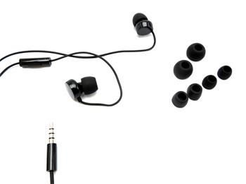 WH-209 Nokia Stereo 3,5mm Headset Black (Bulk)