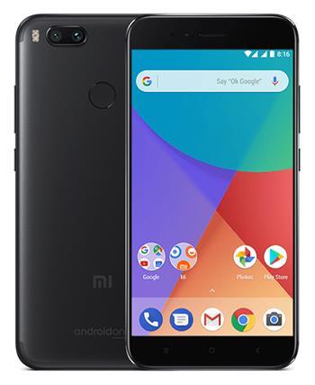 Xiaomi Mi A1 4GB/64GB Global Dual SIM, fekete - SK disztribúció